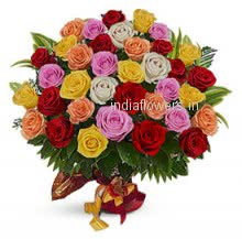 Valentine Mixed Roses