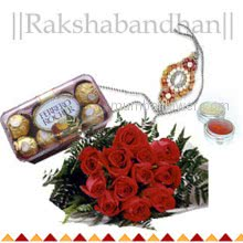 Rakhi Chocolate Combo