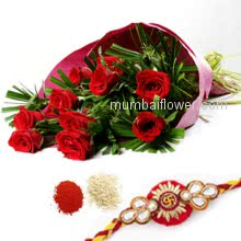 Rakhi Wishes Combo