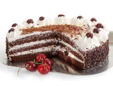 2 Kg. Black Forest Cake, big size big celebration