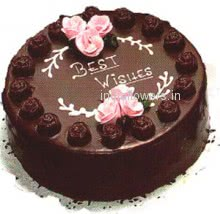 Super size 2 Kg. Chocolate Cake. Send this chocolate to your favourites