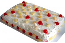 Big Party Cake 3 Kg. Pineapple Cake for your celebrations.