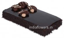 3 Kg. Chocolate Truffle Cake, Big for Big parties.