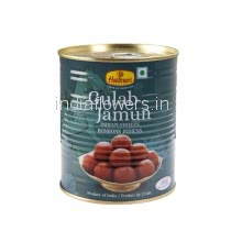 1 pc Rakhi and Gulab Jamun