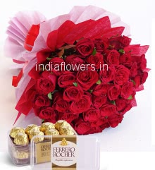 Red Roses n Chocolates