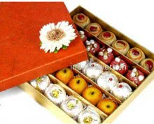 1 Kg. Assorted Mixed Mithai Box